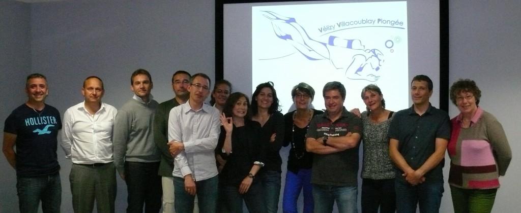 Comite Directeur 2014