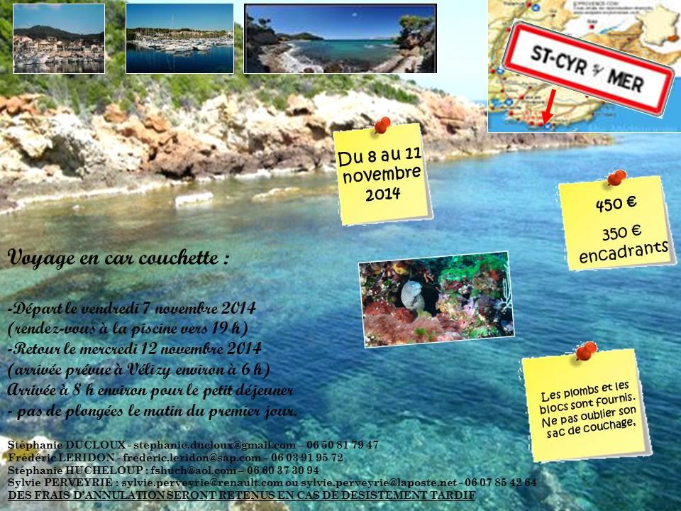 Affiche - Saint Cyr sur Mer
