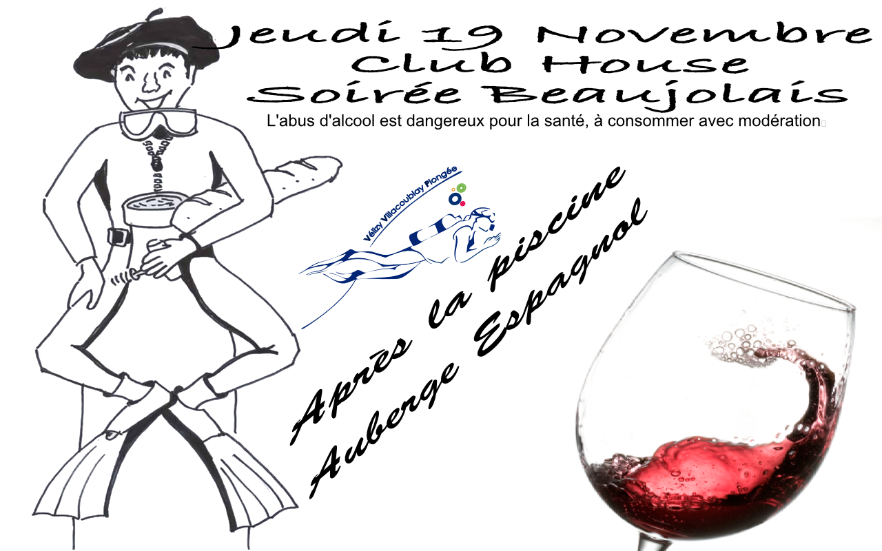 Soirée Beaujolais 2015